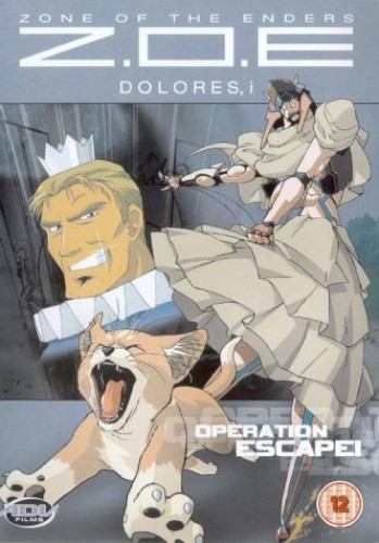 Zone Of The Enders: Delores - Vol. 2 - Episodes 6-10 And