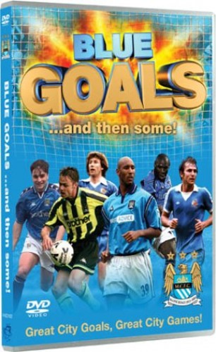 Manchester City Fc - Manchester City - Blue Goals ?And Then Some!