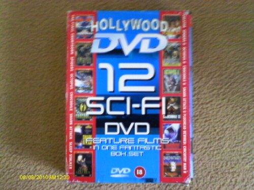 12 Sci-Fi Movies Box Set