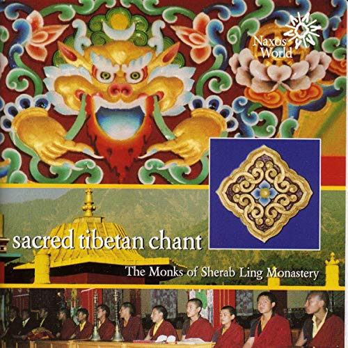 Sacred Tibetan Chant By The Monks Of Sherab Ling Monastery