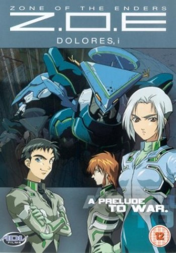 Zone Of The Enders: Delores - Vol. 3 - Episodes 11-14 And