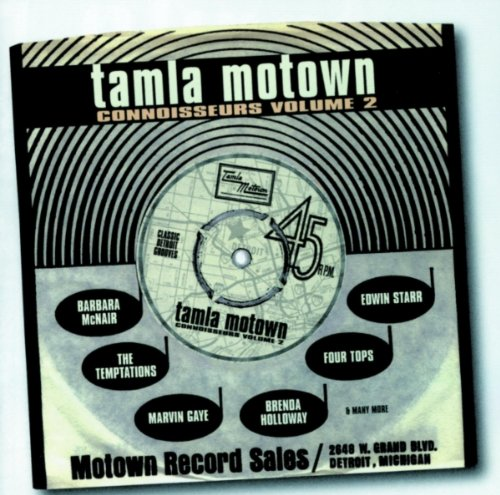 Various Artists - Tamla Motown Connoisseurs 2 By Various Artists