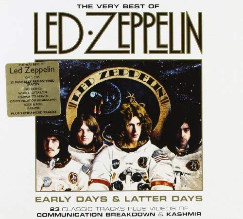 Very Best Of, The - Early Days/latter Days By Jimmy Page