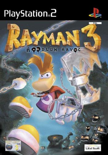 Rayman 3: Hoodlum Havoc (PS2)