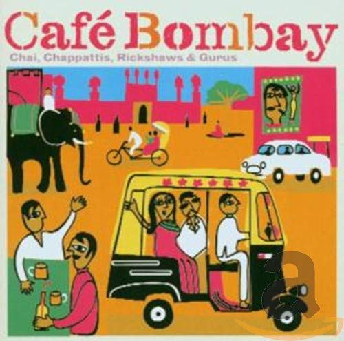 Cafe Bombay By Various Artists