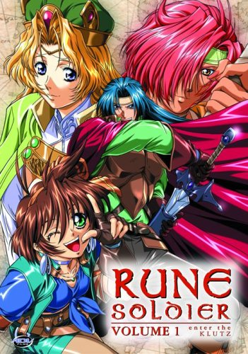 Rune-Soldier-Vol-1-DVD-CD-SVVG-FREE-Shipping