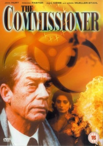 The-Commissioner-DVD-CD-QRVG-FREE-Shipping