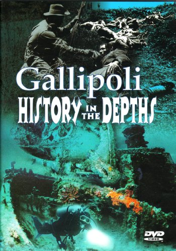 Gallipoli-History-In-The-Depths-DVD-CD-TGVG-FREE-Shipping