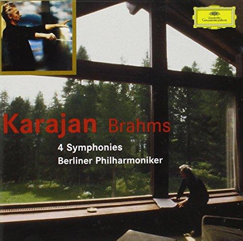 Herbert von Karajan - Brahms: The 4 Symphonies By Herbert von Karajan