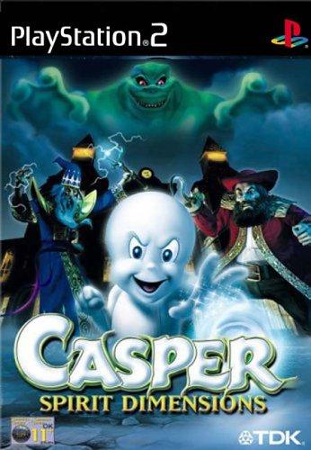 Casper - Spirit Dimensions (PS2)