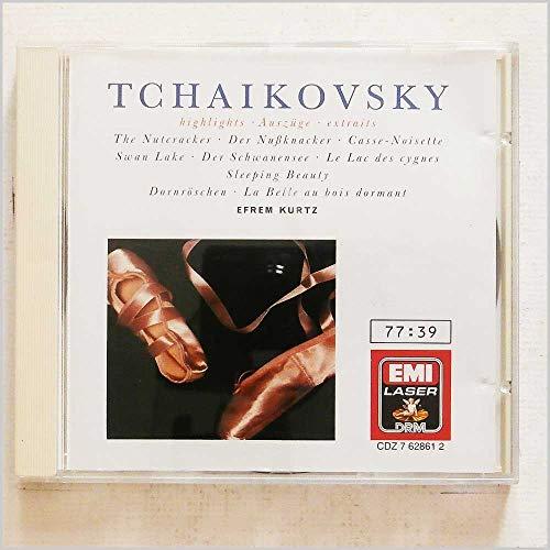 Tchaikovsky: Swan Lake/The Nutcracker/Sleeping Beauty