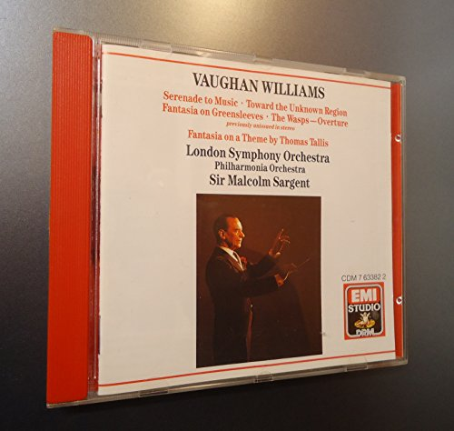 Vaughan Williams - Orchestral Works