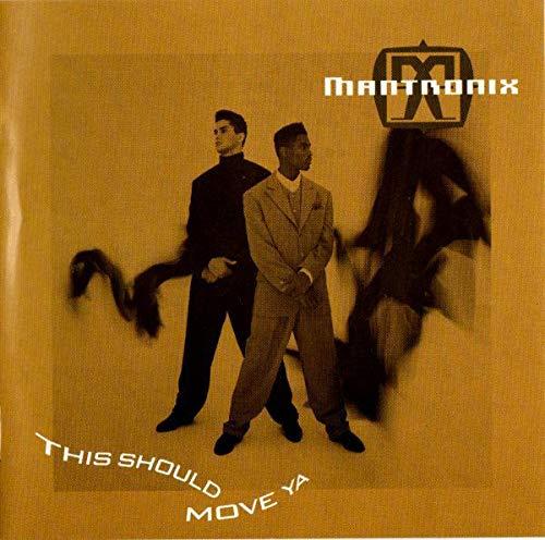 Mantronix - This Should Move Ya