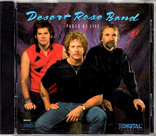 Desert Rose Band - Pages of Life By Desert Rose Band