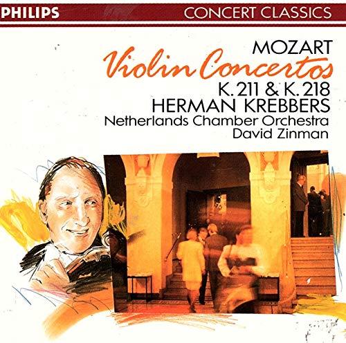 Zinman - Violin Concerti