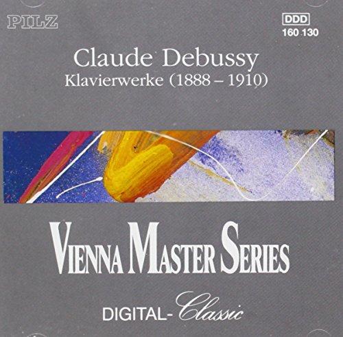 Schmalfuss - Piano Works / 2 Arabesques / Clair De Lune