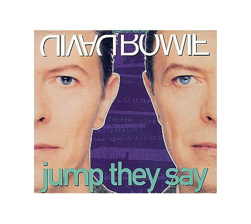 Bowie, David - Jump They Say / Passas Athena By Bowie, David