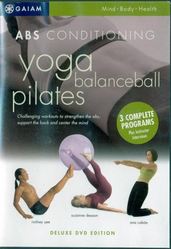 Abs Conditioning - Yoga, Balanceball, Pilates
