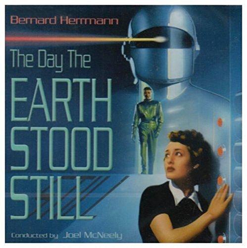 Bernard Herrmann - The Day the Earth Stood Still By Bernard Herrmann