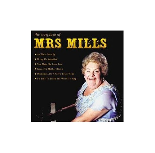 The Very Best Of By Mrs. Mills