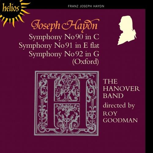 Roy Goodman - Haydn: Symphonies, Vol. 15