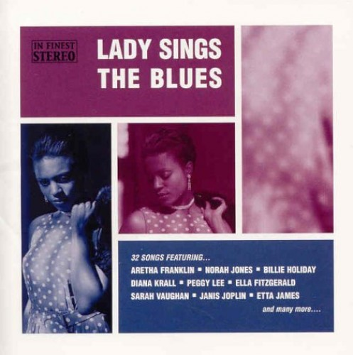Various - Lady Sings the Blues By Various