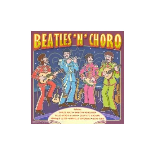 Various - Beatles N Choro By Various