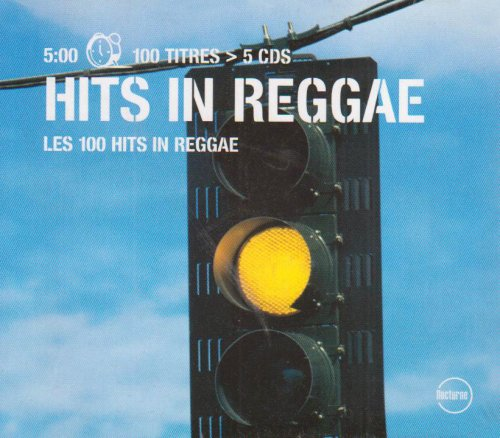 Compilation - Hits In Reggae - Les 100 Hits In Reggae (French Import) By Compilation