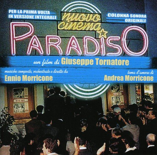 Various - Cinema Paradiso By Various