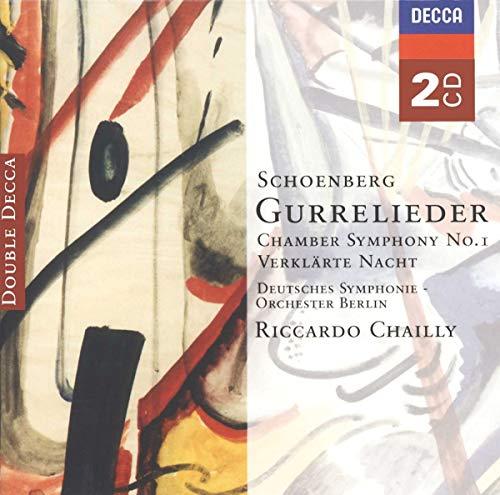 Deutsches Symphonie-Orchester Berlin Riccardo Chailly - Schoenberg: Gurrelieder; Verklrte Nacht; Cha By Deutsches Symphonie-Orchester Berlin Riccardo Chailly