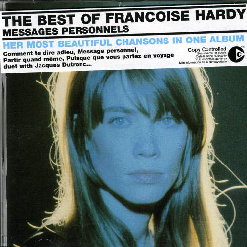 Francoise Hardy - Messeges Personnels -Best. By Francoise Hardy