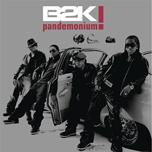 B2k - Pandemonium (+DVD) (+Bonus)