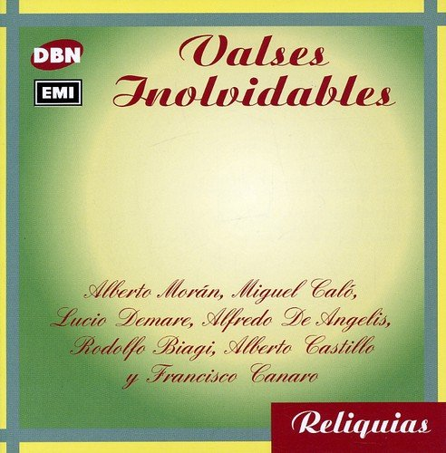 Various - Valses Inolvidables By Various