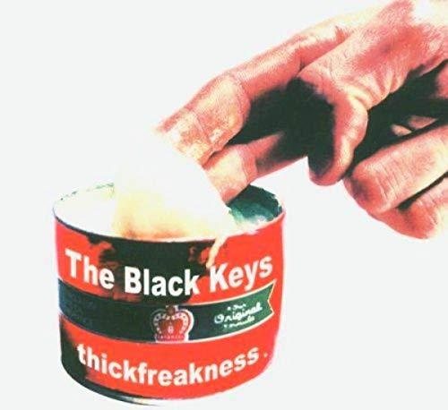 The Black Keys - Thickfreakness By The Black Keys