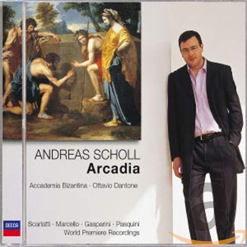 Ottavio Dantone - Arcadia