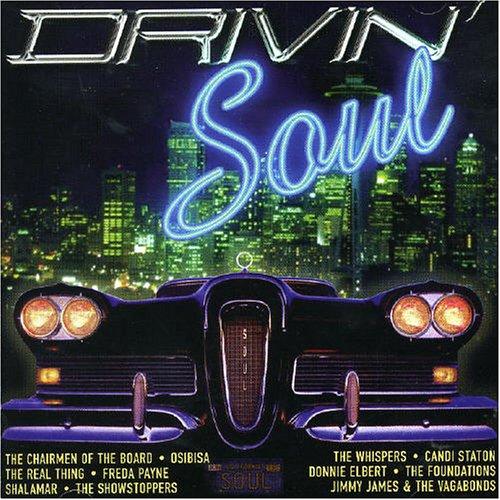 Various Artists - Drivin' Soul