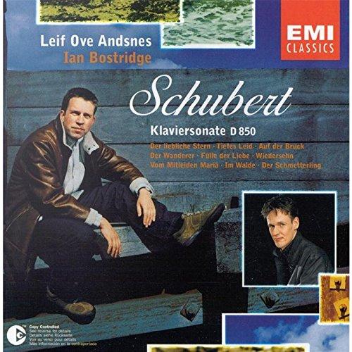 Leif Ove Andsnes & Ian Bostridge - Schubert Piano D 850 - 9 Lieder By Leif Ove Andsnes & Ian Bostridge
