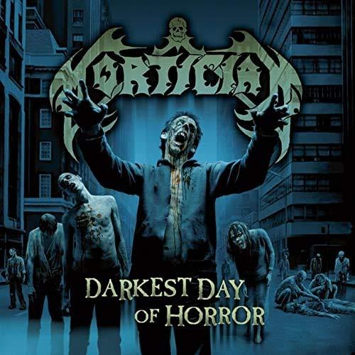 Mortician - DARKEST DAY OF HORROR By Mortician