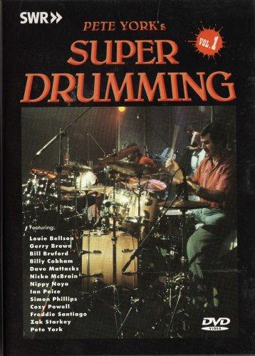 Pete York's Super Drumming Vol.1