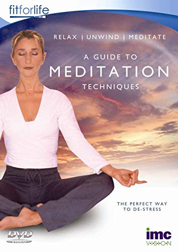 A Guide To Meditation Techniques - Including Yoga & Tai Chi - Lucy Knight - Fit for Life Series [DVD
