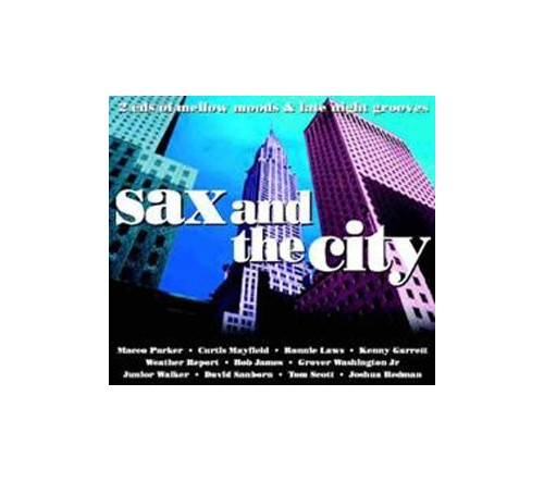 Curtis Mayfield - Sax And The City - Mellow Grooves And Late Night Moods