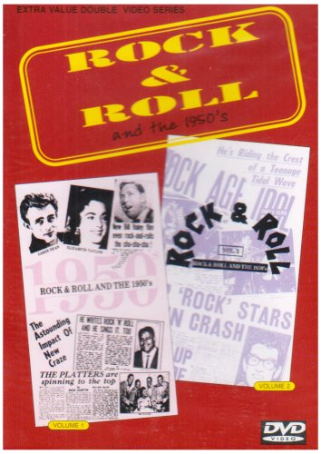 Rock And Roll And The 1950s - Vols. 1 And 2