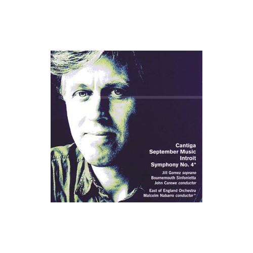 East Of England Sinfonia - David Matthews - Sym. No 4/Cantiga/Sept By East Of England Sinfonia
