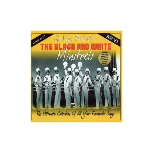 George Mitchell Minstrels - The Very Best of the Black and White Minstrels