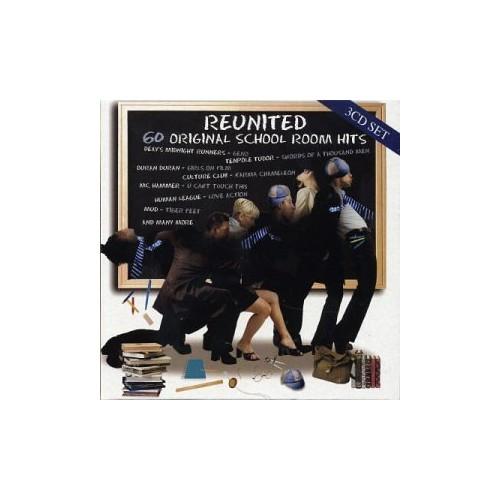 Various Artists - Reunited - 60 School Disco Classics