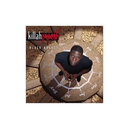 Killah Priest - Black August By Killah Priest