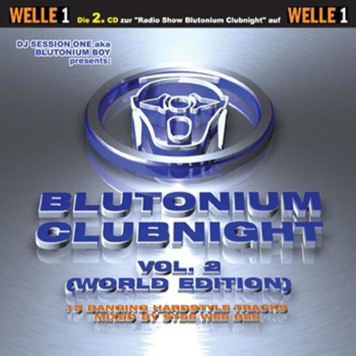 various - blutonium clubnight vol.2 cd disco/dance By various