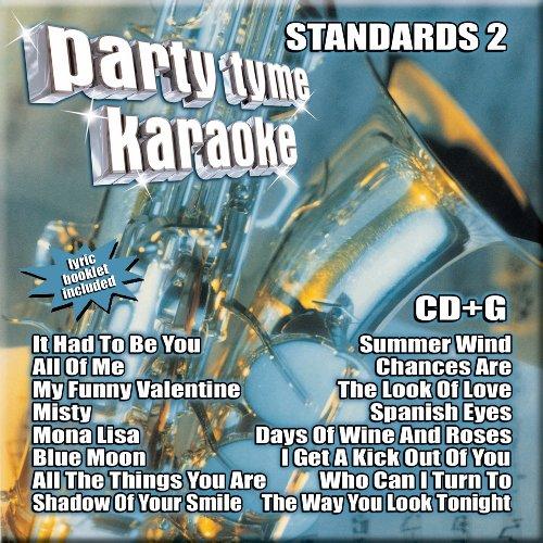 Various Artists - Party Tyme Karaoke: Standards 2