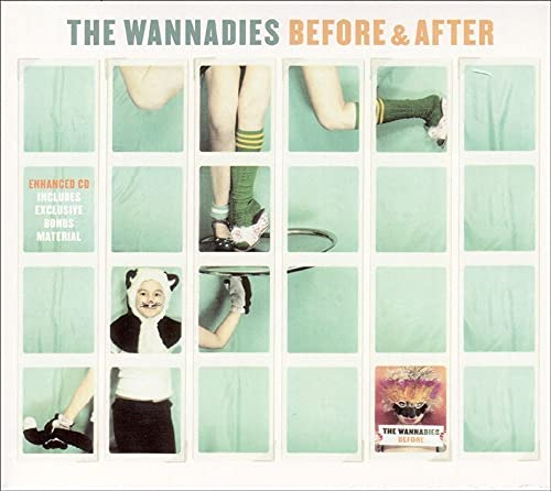 The Wannadies - Before & After