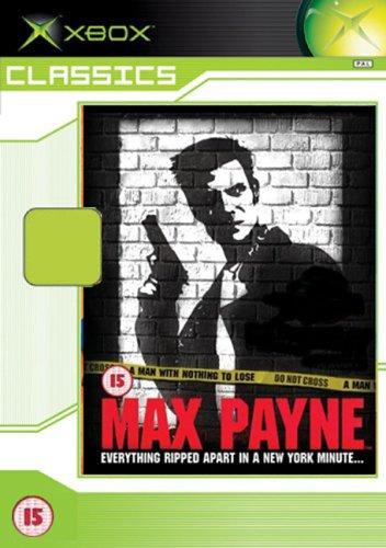 Max Payne - Max Payne